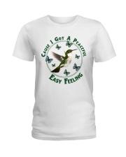 EASY FEELING Ladies T-Shirt thumbnail