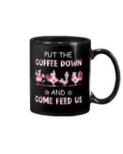 PUT THE COFFEE DOWN Mug thumbnail