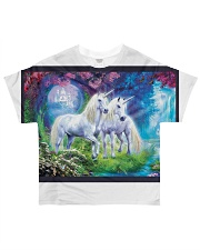 UNICORN All-over T-Shirt thumbnail