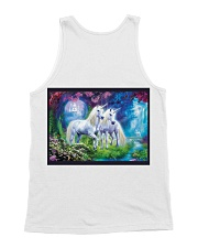 UNICORN All-over Unisex Tank back
