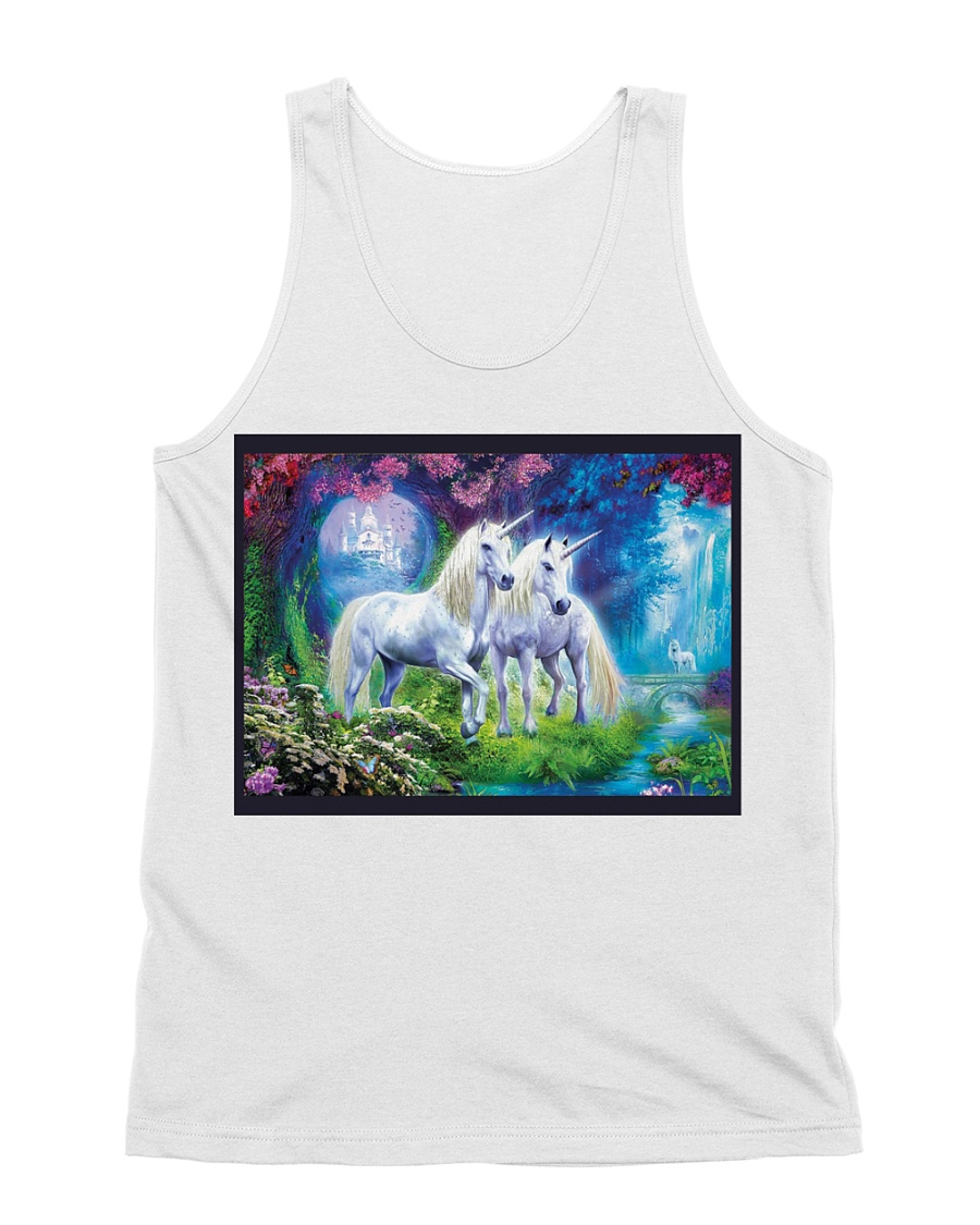 UNICORN All-over Unisex Tank
