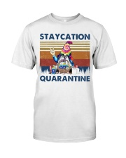 STAY CATION Classic T-Shirt tile