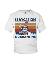 STAY CATION Youth T-Shirt thumbnail