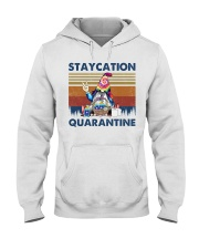 STAY CATION Hooded Sweatshirt thumbnail