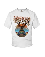 PEACE TREE CAR Youth T-Shirt thumbnail