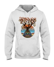 PEACE TREE CAR Hooded Sweatshirt thumbnail