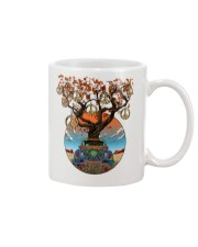 PEACE TREE CAR Mug thumbnail
