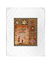 """To My Daughter Quilt Quilt 40""""x50"""" - Baby thumbnail"""