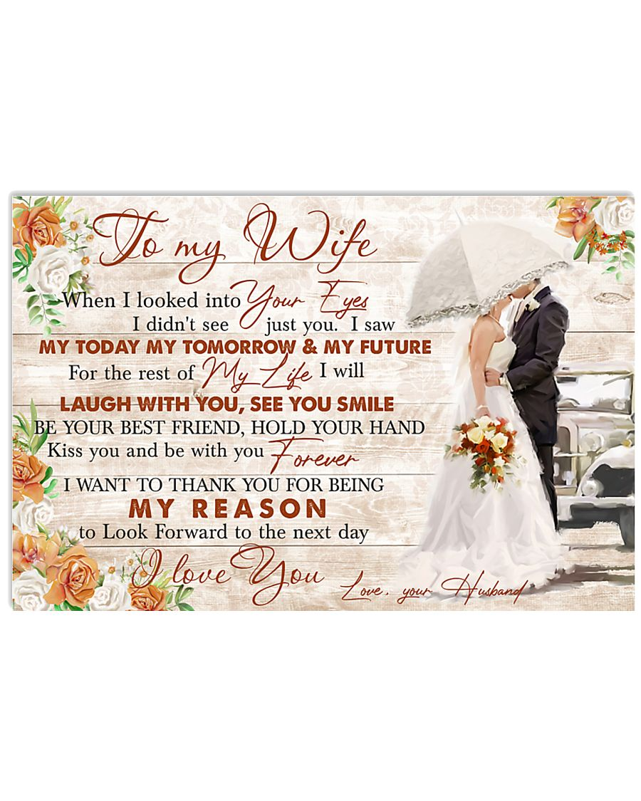 I LOVE YOU FOREVER AND ALWAYS 17x11 Poster