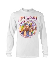 HIPPIE WOMAN Long Sleeve Tee thumbnail