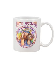 HIPPIE WOMAN Mug tile