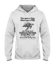 TURTLES AND TATTOOS Hooded Sweatshirt thumbnail