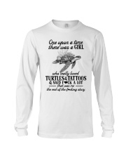TURTLES AND TATTOOS Long Sleeve Tee thumbnail