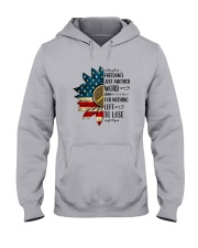 TO LOSE Hooded Sweatshirt thumbnail