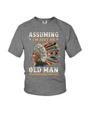 ASSUMING Youth T-Shirt tile