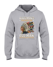ASSUMING Hooded Sweatshirt thumbnail