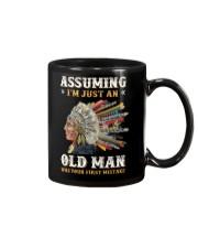 ASSUMING Mug thumbnail