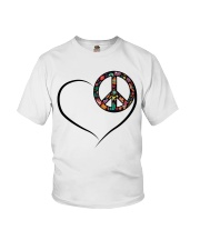 LOVE PEACE Youth T-Shirt thumbnail