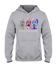 PEACE LOVE EASTER Hooded Sweatshirt thumbnail