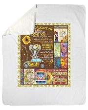 Hippie Quilt Sherpa Fleece Blanket tile