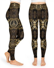 HippieLegging High Waist Leggings front