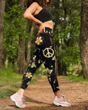 Butterfly Peace Legging High Waist Leggings aos-high-waist-leggings-lifestyle-20