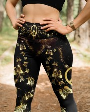 Butterfly Peace Legging High Waist Leggings aos-high-waist-leggings-lifestyle-22