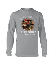 THATS WHAT I DO Long Sleeve Tee tile