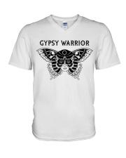 GYPSY WARRIOR V-Neck T-Shirt thumbnail