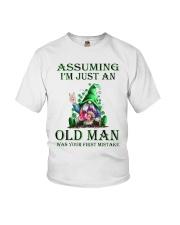 ASSUMING I AM JUST AN LOD MAN Youth T-Shirt thumbnail