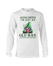 ASSUMING I AM JUST AN LOD MAN Long Sleeve Tee thumbnail