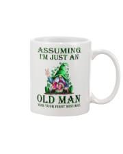 ASSUMING I AM JUST AN LOD MAN Mug thumbnail