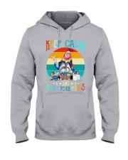 KEEP CALM Hooded Sweatshirt thumbnail