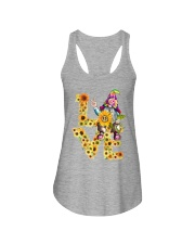 HIPPIE LOVE Ladies Flowy Tank thumbnail