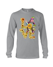 HIPPIE LOVE Long Sleeve Tee tile
