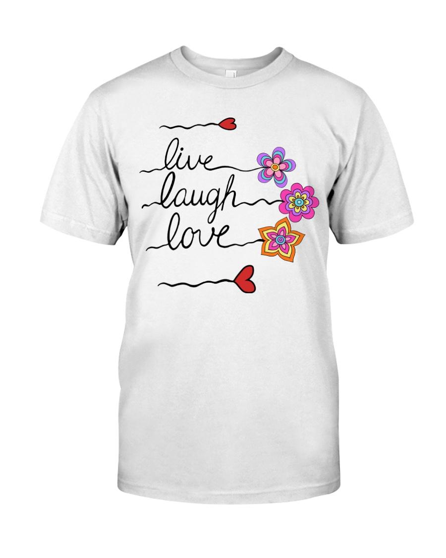 LIVE LOVE Classic T-Shirt