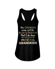 This Grandma May Not Be Rich And Famous Ladies Flowy Tank thumbnail