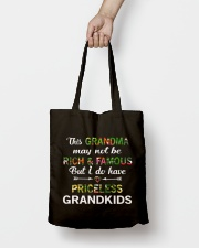 This Grandma May Not Be Rich And Famous Tote Bag lifestyle-totebag-front-2