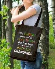 This Grandma May Not Be Rich And Famous Tote Bag lifestyle-totebag-front-4