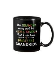 This Grandma May Not Be Rich And Famous Mug thumbnail