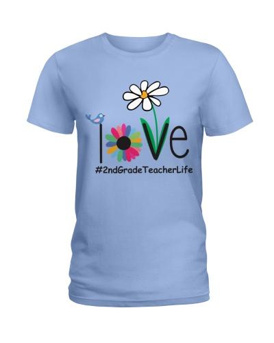2ND GRADE TEACHER LIFE