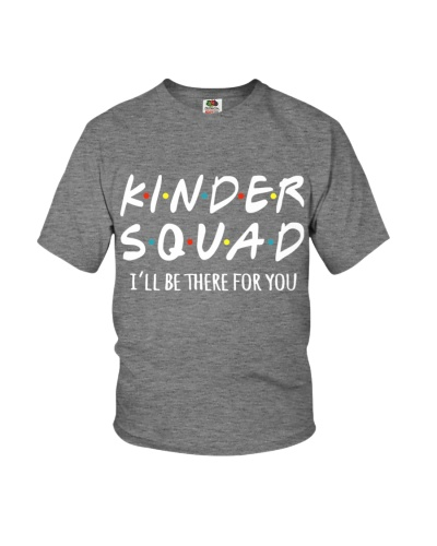 KINDER SQUAD - I'LL BE THERE FOR YOU