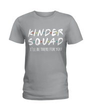 KINDER SQUAD - I'LL BE THERE FOR YOU Ladies T-Shirt thumbnail