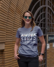KINDER SQUAD - I'LL BE THERE FOR YOU Ladies T-Shirt lifestyle-women-crewneck-front-2