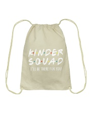 KINDER SQUAD - I'LL BE THERE FOR YOU Drawstring Bag thumbnail