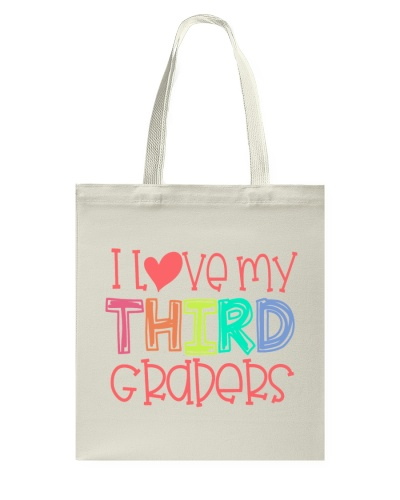 THIRD GRADERS - I LOVE YOU