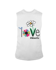 LOVE MIMI LIFE - ART Sleeveless Tee thumbnail