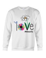 LOVE MIMI LIFE - ART Crewneck Sweatshirt thumbnail
