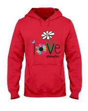 LOVE MIMI LIFE - ART Hooded Sweatshirt front