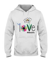 LOVE MIMI LIFE - ART Hooded Sweatshirt thumbnail